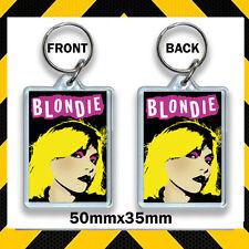 Debbie Harry, Blondie LLAVERO, Pop, Nueva Ola, Punk Rock , llavero, cd348