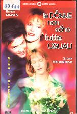 LE DONNE NON SONO TUTTE UGUALI (1999) VHS CGG   STEVEN MACKINTOSH