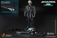 =MIB=Hot Toys VGM17 Raiden Metal Gear Rising Revengeance Exclusive