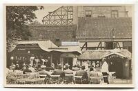 Kobenhavn / Copenhagen - Lorry's Park, musicians, spectators - old real photo