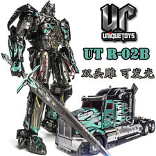 UniqueToys Transformers UT R-02B Dark Night patrol knight Optimus Prime in stock