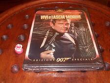 Agente 007. Vivi e lascia morire Dvd ..... Nuovo