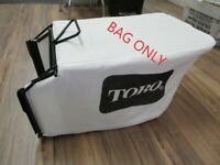 Genuine Toro 115-4664 Grass Catcher Bag  Recycler BAG ONLY