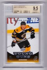 10-11 2010-11 Upper Deck #456 Tyler Seguin Young Guns Rookie Card BGS 9.5 Bruins