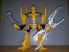 LEGO BIONICLE SET 8989 - GLATORIAN LEGENDS - MATA NUI - RARE
