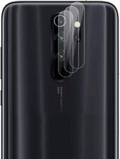 For Xiaomi Redmi Note 8 Pro Camera Lens Tempered Reinforced TPU Protector