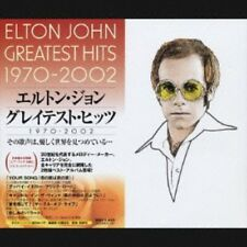 Elton John - G.H. 1970-2002 [New CD] Japan - Import