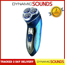 Mens Electric Cordless Rechargeable Shaver Washable Floating Head