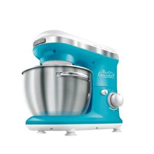 Sencor STM3627TQ Stand Mixer 300W with Pouring Shield, Turquoise