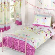 Linge de lit et ensembles en polycoton à motif Nature