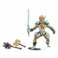 Schleich Eldrador 70123 Griffin Knight Hero With Weapons