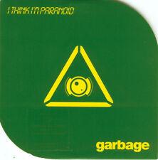 Garbage Maxi CD I Think I'm Paranoid - Vol.2 - England (M/M)