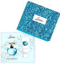 Nina Ricci Luna 80ml Eau De Toilette + Body Lotion 100ml gift set New