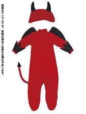 Azone Pureneemo 21cm Baby Satan Red Clothes Obitsu 1/6