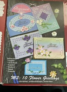 Pergamano M2 Flower Greetings book