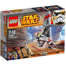 Lego Star Clone Wars 75081 T-16 T16 SKYHOPPER Sand People Person Minifig NISB