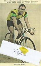 Cyclisme, ciclismo, wielrennen, radsport, cycling, JEROME RENIER