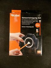 Rollei Camera Sensor Cleaning Kit NEW in Factory Box German Import
