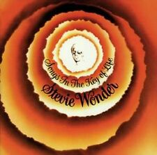 Stevie Wonder - Songs In The Key Of Life (NEW 2CD)