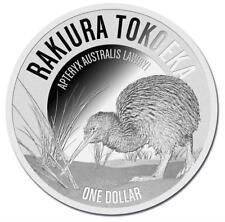 Neuseeland - 1 Dollar 2017 - Kiwi - 1 Oz. Silber in Polierte Platte