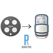 Mhouse/MyHouse Door Gate Remote Control Compatible GTX4 G TX4 433.92mhz