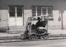 ORIG. FOTO 17,5 x 12,5 CM - TCDD KRAFTWAGEN CATALAGZU 1974  (AF111)