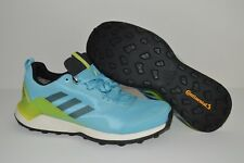 ADIDAS TERREX CMTK GTX HIKING TRAIL SHOES WOMEN'S SIZE US 8 BLUE BY2773