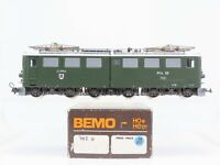 HOm Gauge Bemo 1254/2 RhB Rhaetian Ge 6/6 Electric Locomotive #702