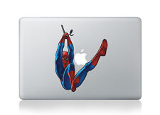 "Spiderman Apple Macbook for 13"" Air/Pro/Retina Vinyl Sticker #3 Spider Man Decal"