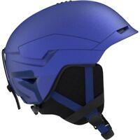 Salomon Quest Access Mens Freeride Ski/Snowboard Helmet Sz Medium, Sodalite Blue