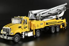 Kediwai hardcover concrete pump truck transporter truck model (L)