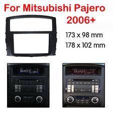 For Mitsubishi Pajero NS NT car radio Double Din fascia dash panel facia kit AU