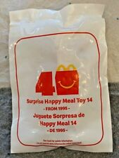 McDonald's Surprise Happy Meal Toy 14-New-Transformer