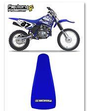 2000-2004 YAMAHA TTR 225 All Blue GRIPPER SEAT COVER BY Enjoy Mfg
