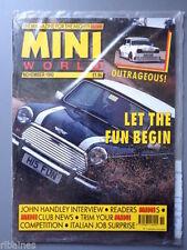 "November Mini World Cars, 1960s Transportation Magazines"""