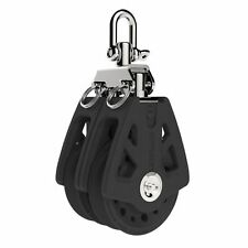 Lewmar Synchro 50mm Double Block and Shackle