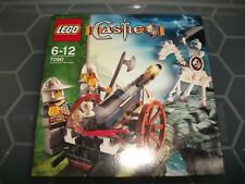 A RARE LEGO (7090) Castle Crossbow Attack- BRAND NEW IN SEALED BOX DISCONTINUED