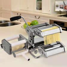 Goplus Fresh Pasta Maker Machine Roller With 4 Cutters & Bonus Ravioli Cutter 2
