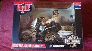 GI Joe Electra Glide Harley Davidson No. 3 ~ Metropolitan Police - Brand New