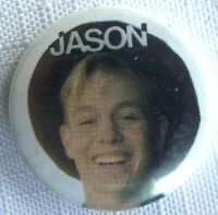 Jason Donovan - Old Clásico 1980`S Botón Pin Insignia