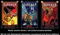 Legend of the Hawkman 1 2 3 Complete Set Run Lot 1-3 VF/NM