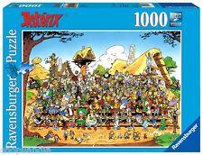 RAVENSBURGER 15434 PUZZLE ASTERIX FOTO DE FAMILIA 1000 PIEZAS Pieces Jigsaw