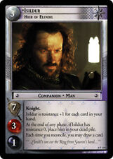 LOTR: Isildur, Heir of Elendil (P) [Moderately Played] Lord of the Rings TCG Dec