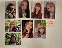 GWSN Special (Broadcast, Fanmeeting, or Autographed) Photocard