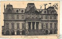 71 - cpa - AUTUN - Hôtel de Ville ( i 4563)