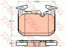 FOR BMW M2 M3 M4 FRONT GENUINE TRW BRAKE PADS SET