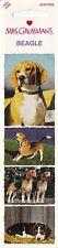 Mrs. Grossman's Top Dog Stickers - Beagle - 4 Stickers - 1 Strip