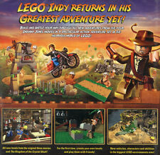 Lego Indiana Jones 2 intel mac os 10.6 action Jeu d'Aventure neuf