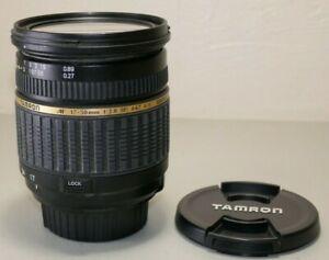 Tamron SP A016 17-50mm f/2.8 Di-II LD XR Aspherical IF AF Lens For Nikon DSLR