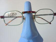 Eckige Vollrandbrillen aus Metall